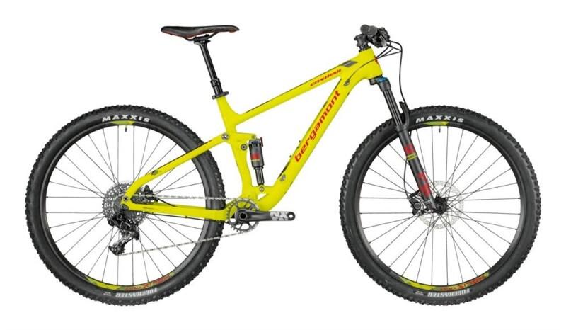 Bergamont Contrail 7.0 Mountainbike