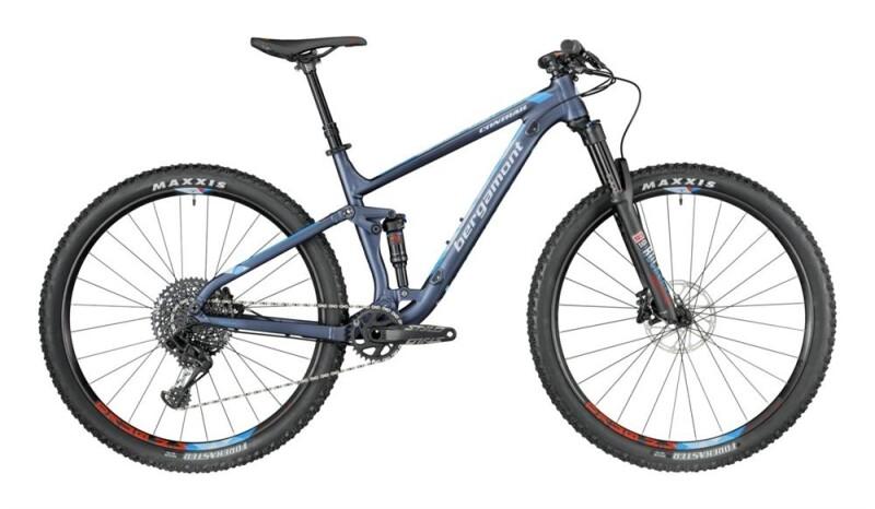 Bergamont Contrail 9.0 Mountainbike