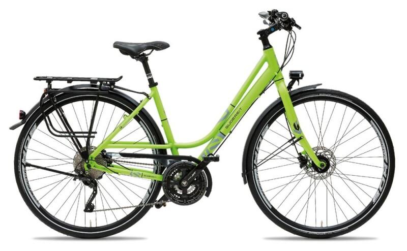 Gudereit SX 80 Evo Trekkingbike