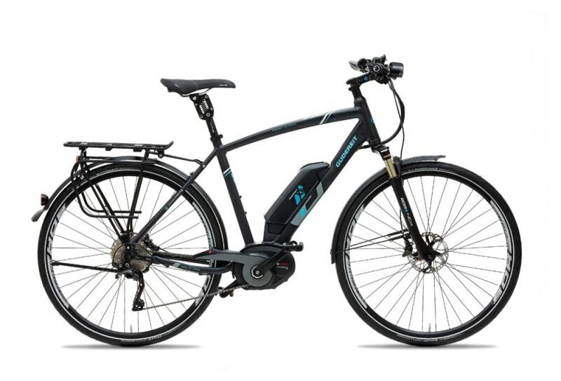 Gudereit ET 8 Evo E-Bike