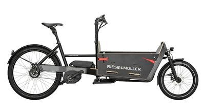 Riese und Müller - Packster 60 nuvinci
