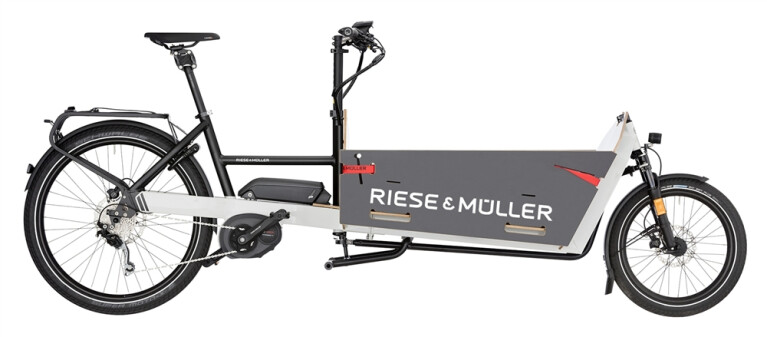 RIESE UND MÜLLER Packster 80 touring