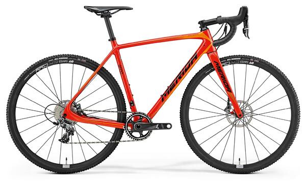 MERIDA - CYCLO CROSS 9000