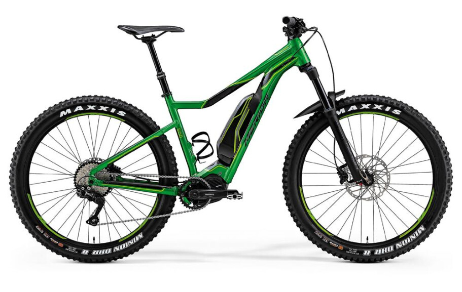 Merida e-Big Trail 500