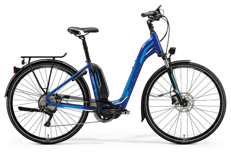 Merida E-Spresso City 600EQ, 53cm, blau