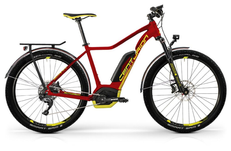 Centurion Backfire Fit E R850 EQ E-Bike
