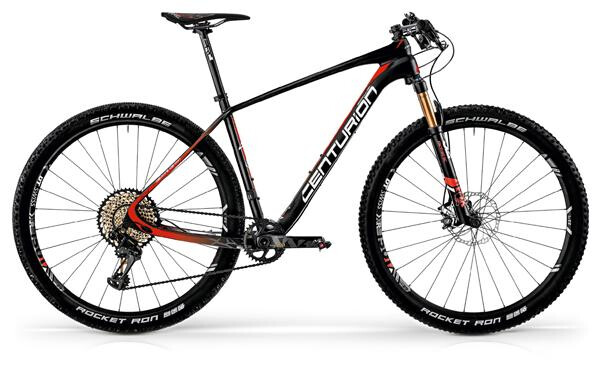 CENTURION - Backfire Carbon Team
