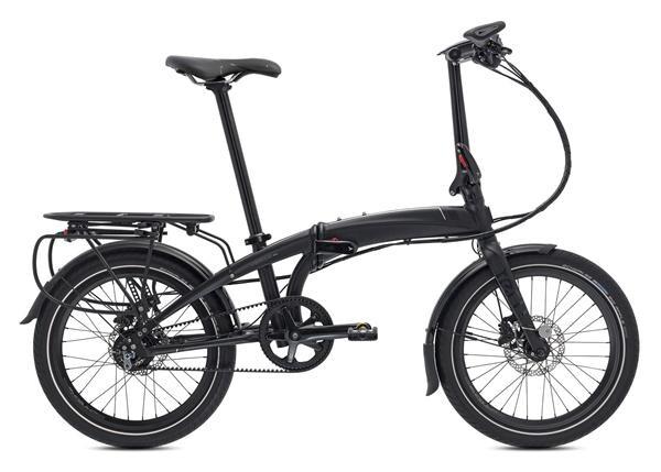 TERN - Verge S8i Matte Black/Silver