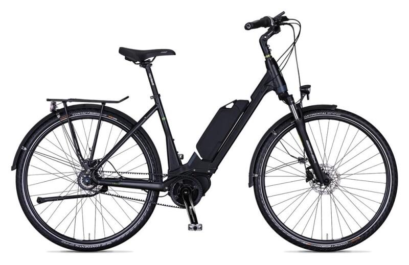 e-bike manufaktur DR3I Damen, tiefer Durchstieg