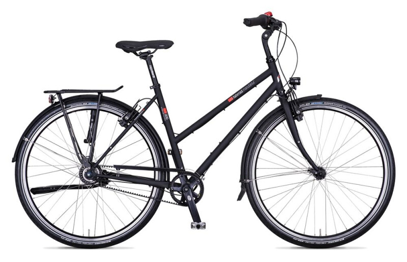 VSF Fahrradmanufaktur T-300 Gates Shimano Nexus 8-Gang