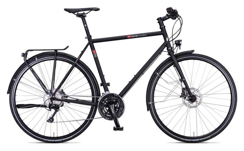 VSF Fahrradmanufaktur T-500 Shimano Deore 30-Gang / Disc