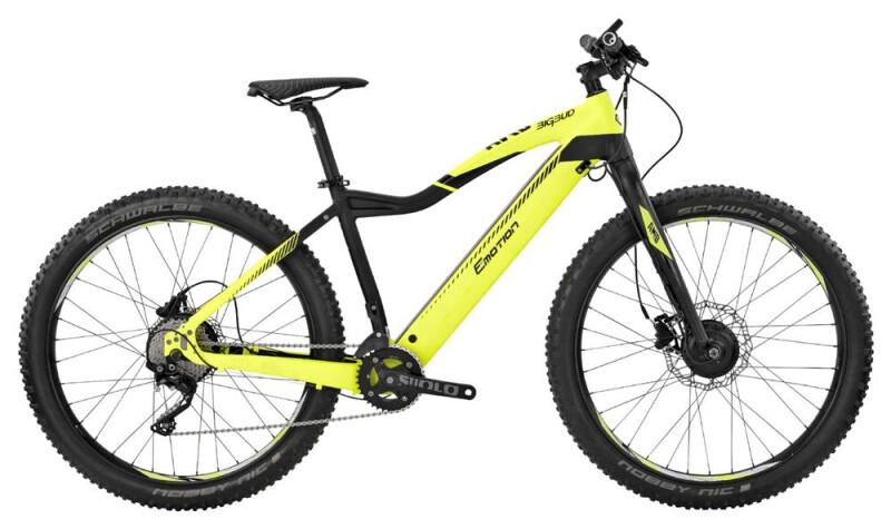 BH Bikes AWD 27,5PLUS PRO E-Bike