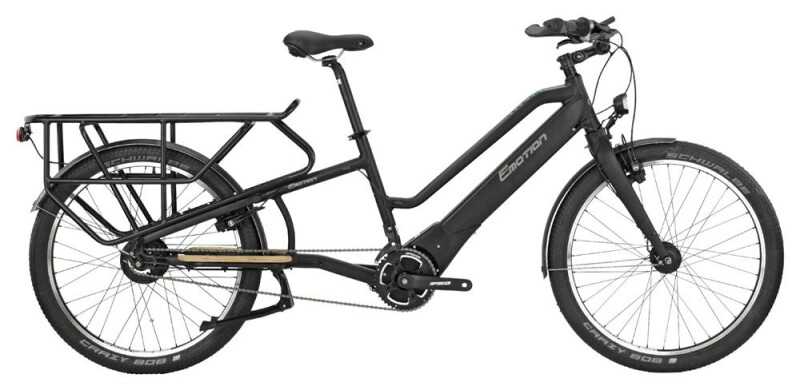 BH Bikes ATOM LONGTAIL E-Bike