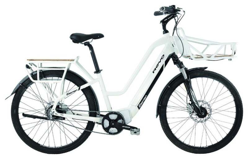 BH Bikes ATOM CARGO E-Bike