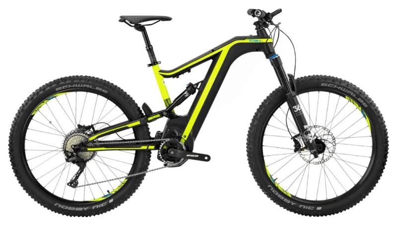 BH Bikes ATOM-X LYNX 6 27'5PLUS  PRO E-Bike