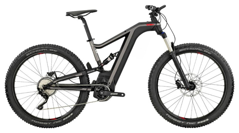 BH Bikes ATOM-X LYNX 5 27´5PLUS PRO RC E-Bike