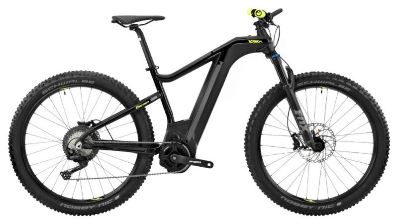 BH Bikes ATOM-X 27,5PLUS PRO E-Bike