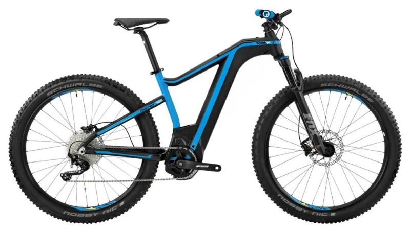 BH Bikes ATOM-X 27,5PLUS PRO RC E-Bike