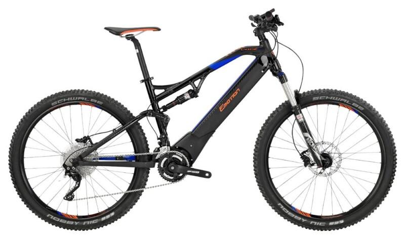 BH Bikes ATOM LYNX 5 27'5 E-Bike