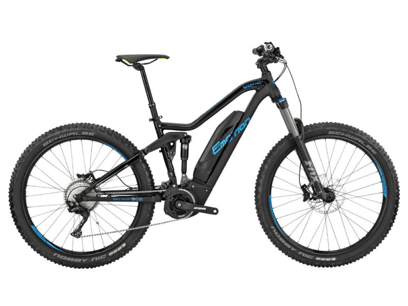 BH Bikes REBEL LYNX 5.5 27,5PLUS PW-X
