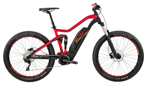BH BIKES - REBEL LYNX 5.5 27'5PLUS PW-X RC