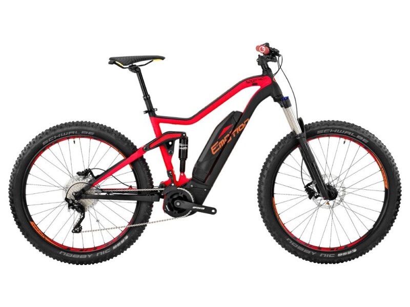 BH Bikes REBEL LYNX 5.5 27'5PLUS PW-X RC