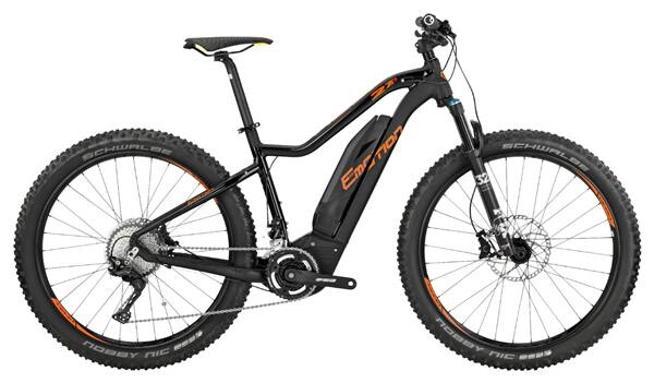 BH BIKES - REBEL 27,5PLUS PW-X