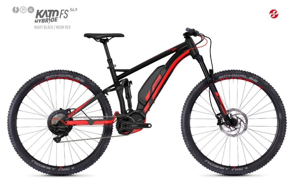 Ghost HYBRIDE Kato FS S4.9 AL U Details