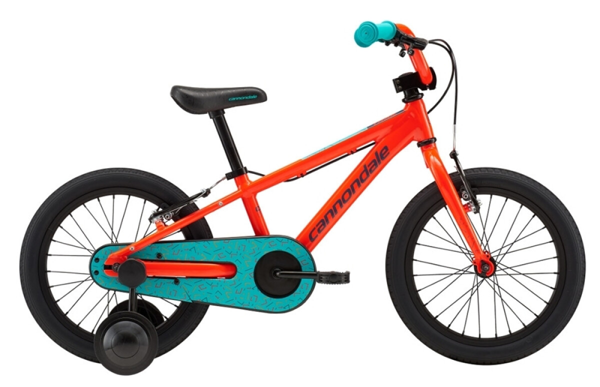Cannondale 16 M KidsTrail FW ARD OS Details