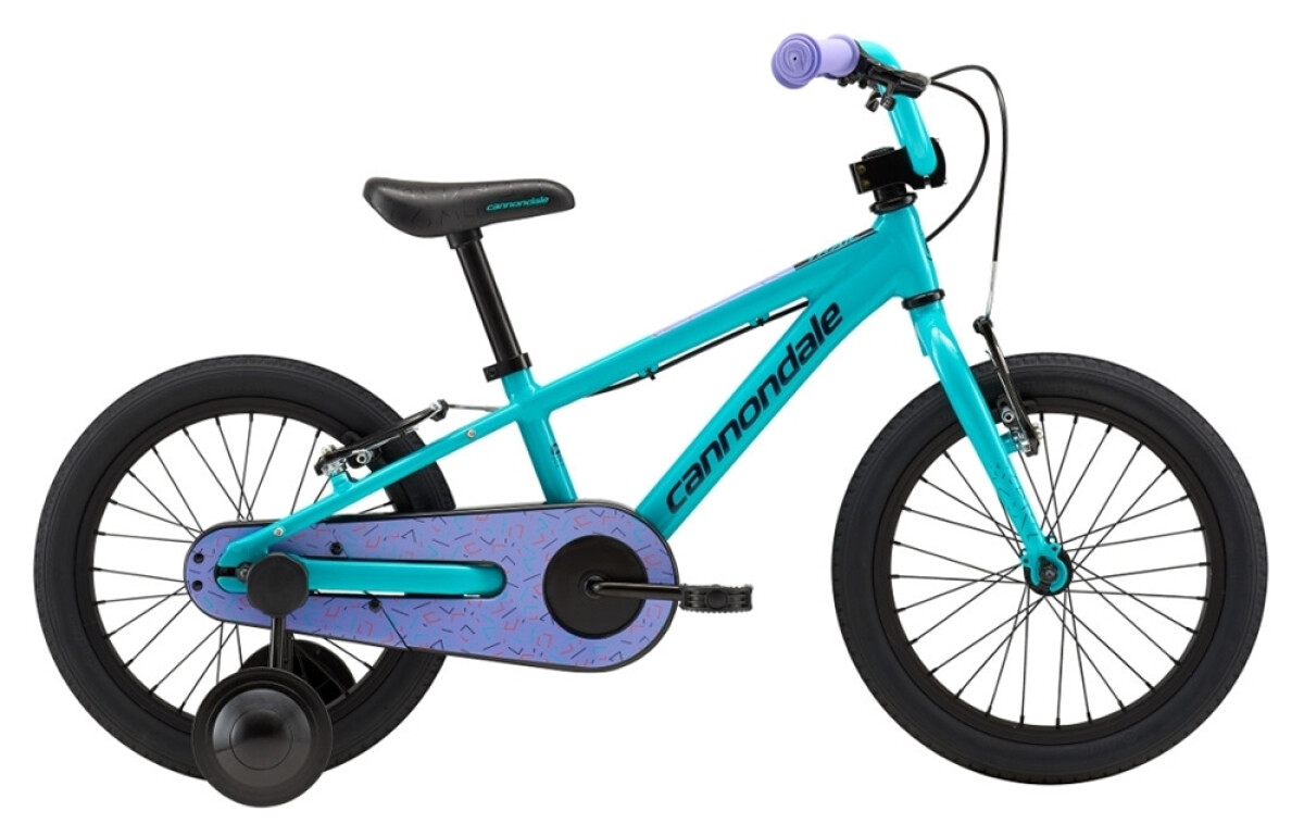 Cannondale 16 F KidsTrail FWTrQ OS Details