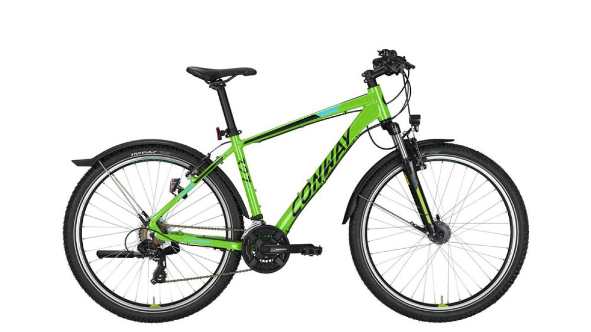 Conway MC 327 green -54 cm Details
