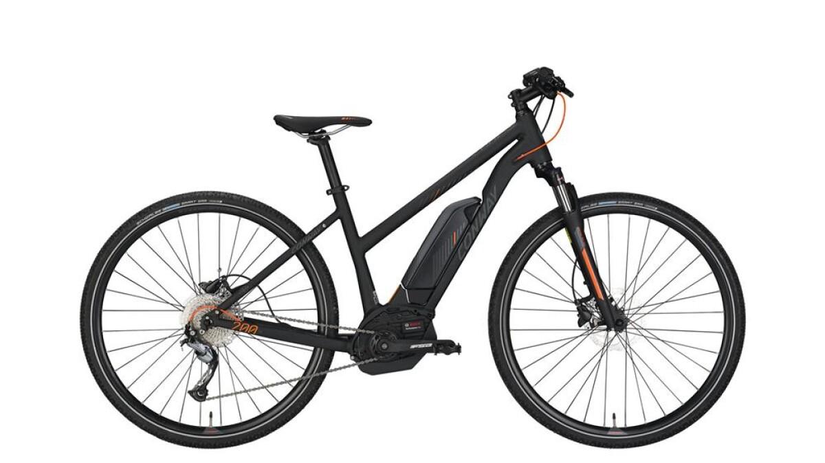 Conway eCS 200 SE black -40 cm Details