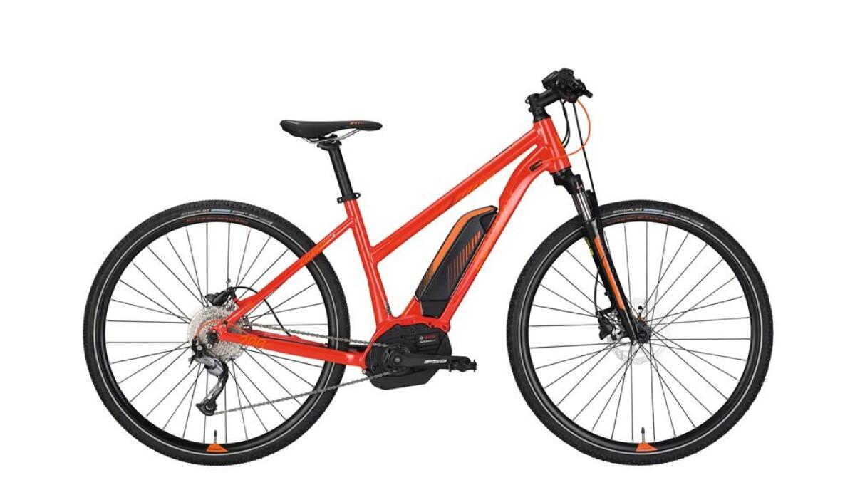 Conway eCS 200 SE Trapez red -40 cm Details