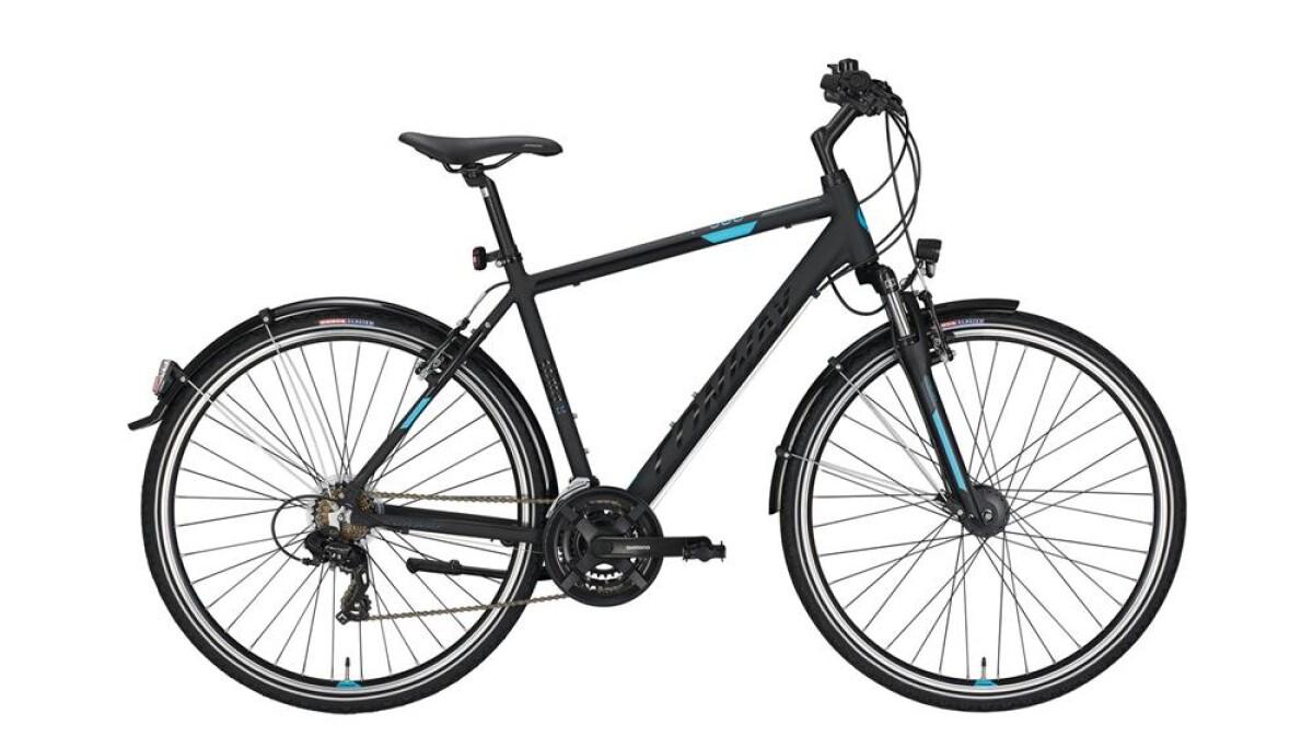 Conway CC 300 black matt/blue -56 cm Details