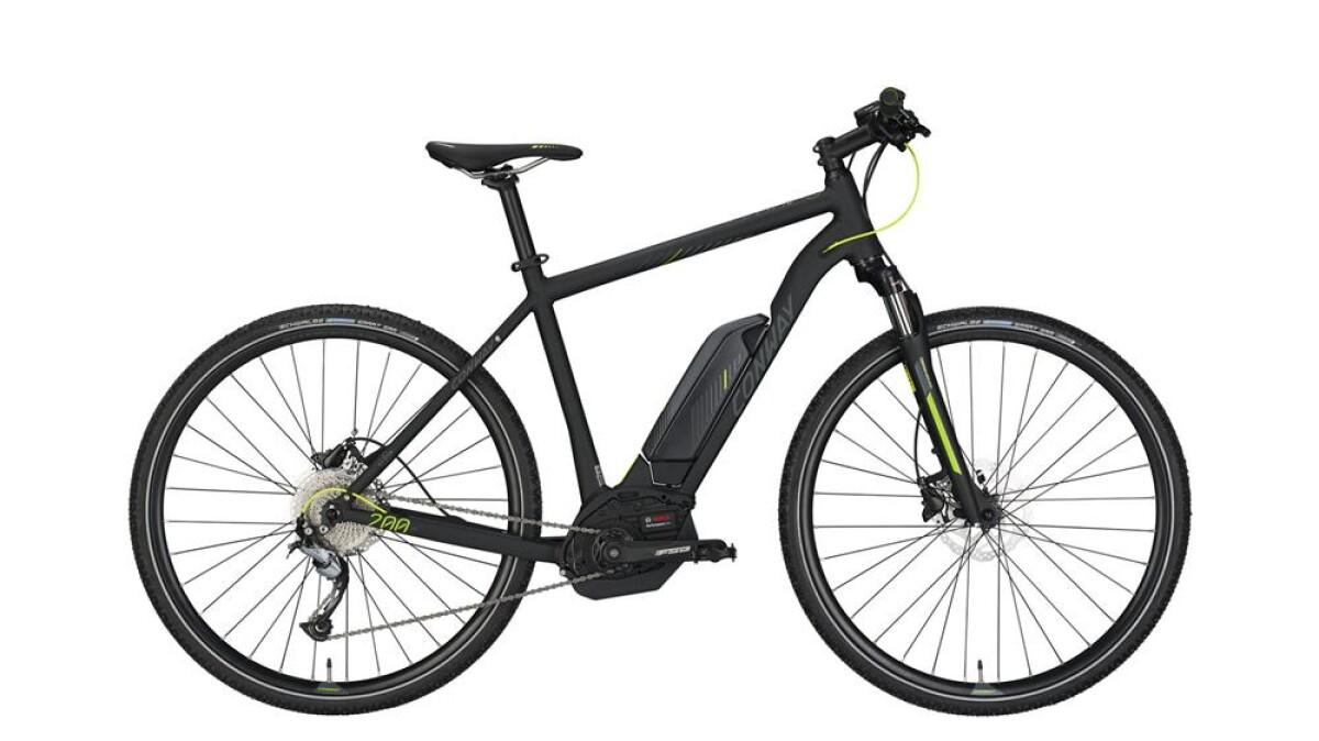 Conway eCS 200 SE Herren black -56 cm Details