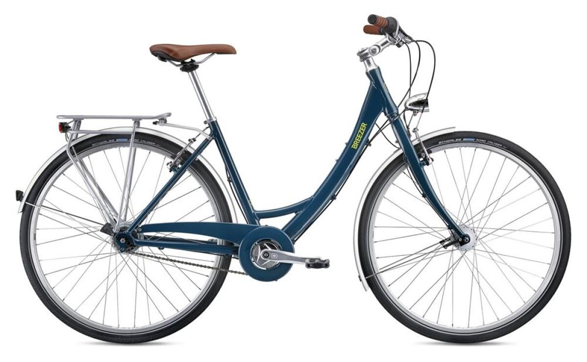 Breezer Bikes Liberty IGR + LS Details