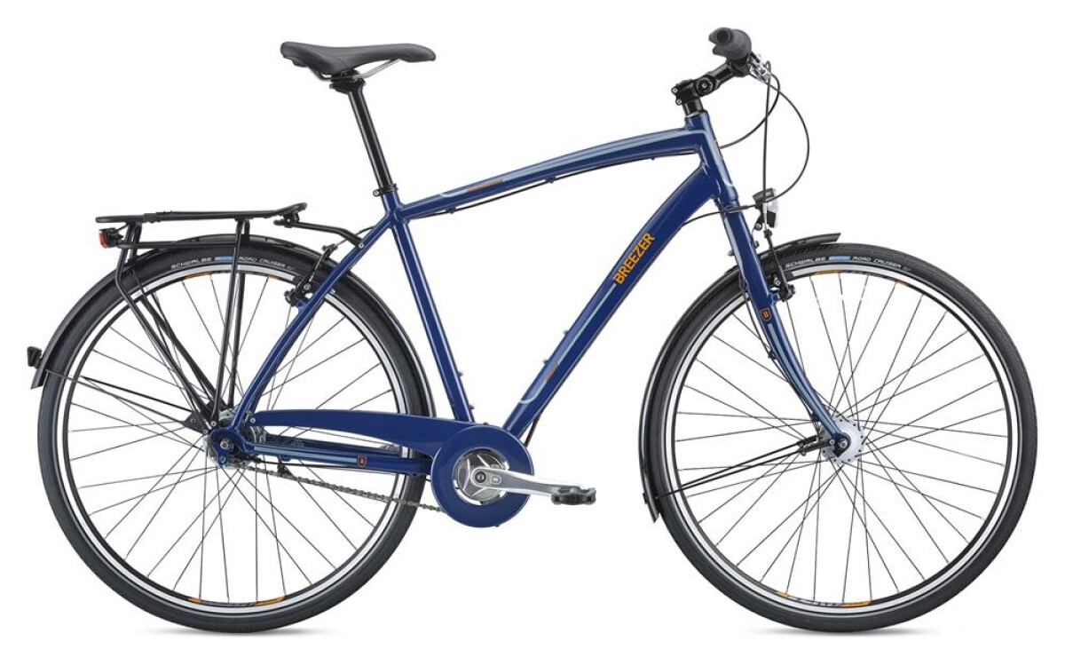 Breezer Bikes Liberty IGR + Details