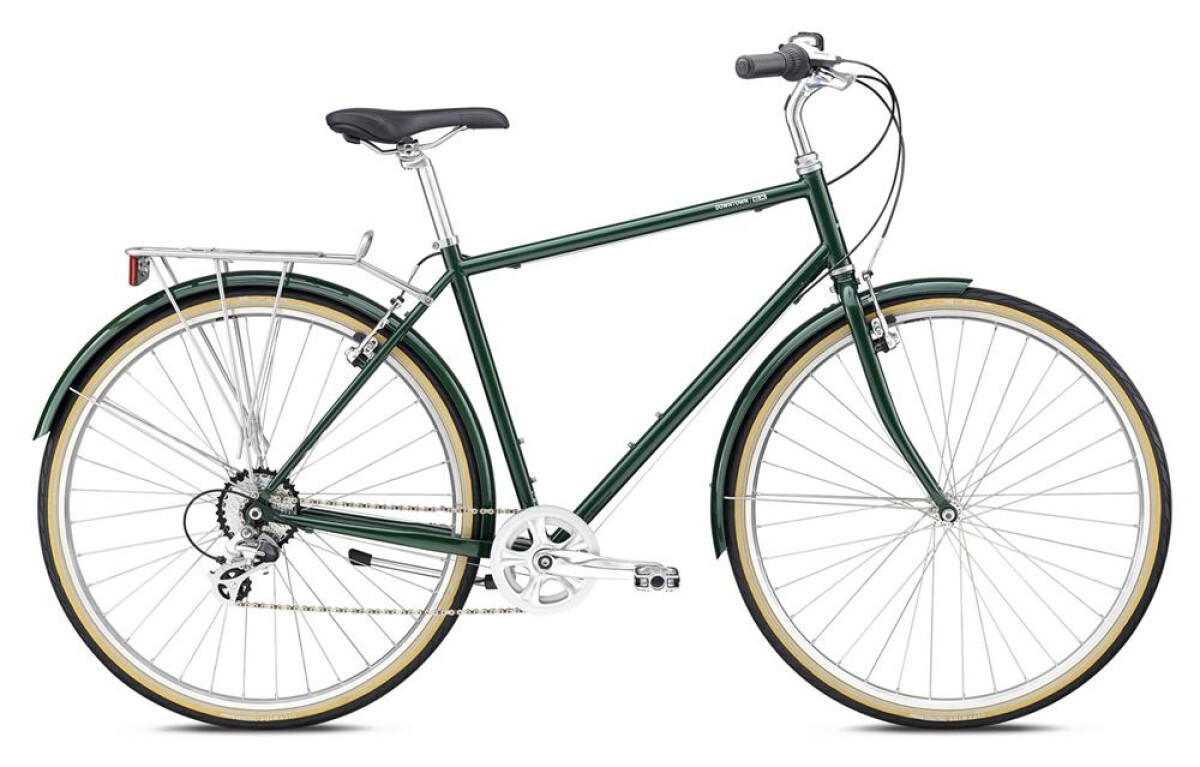 Breezer Bikes Downtown EX Details