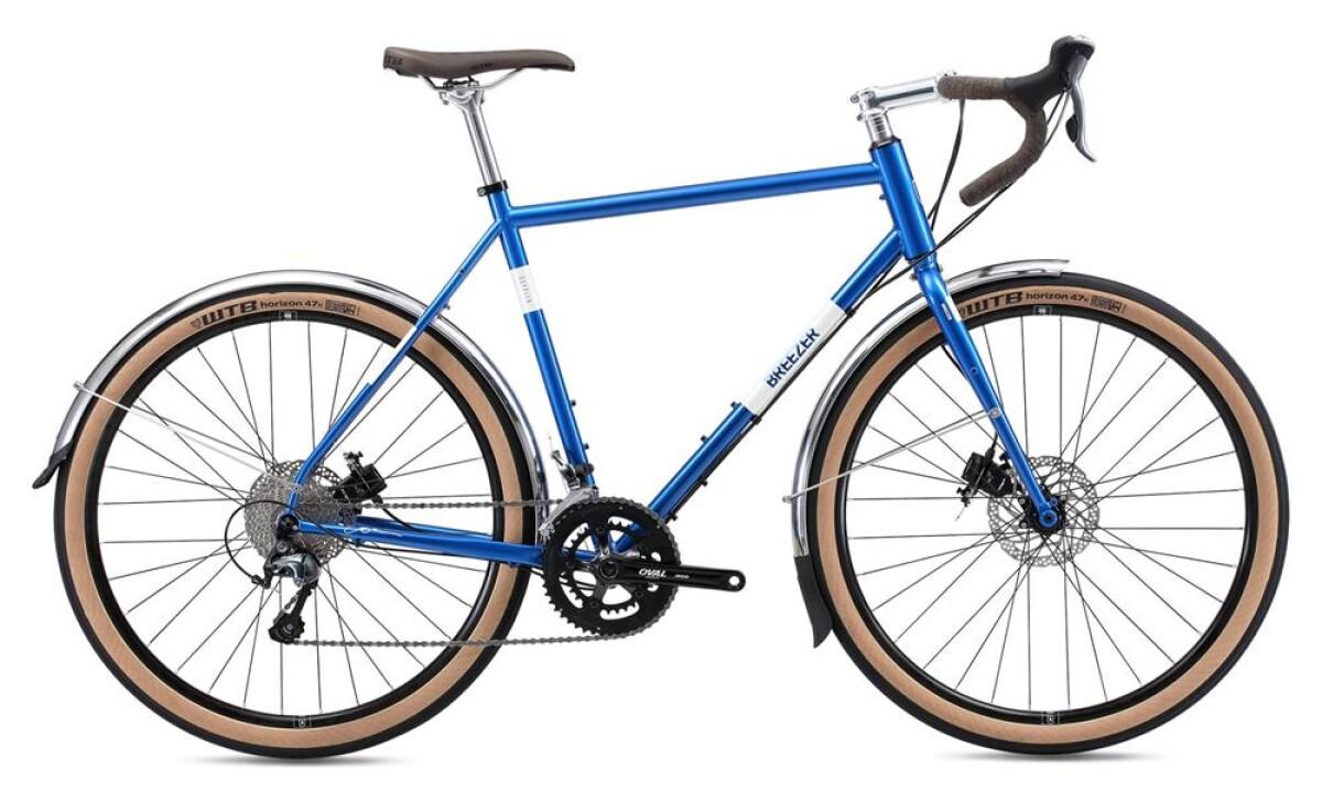 Breezer Bikes Doppler Pro Details