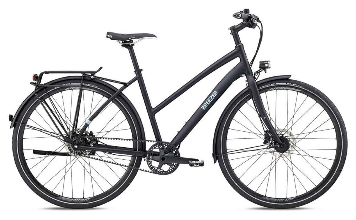 Breezer Bikes Beltway 8 + ST Details