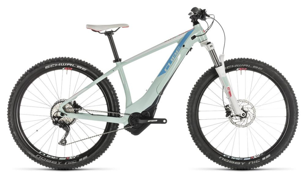 Cube Access Hybrid EXC 500 blue´n´coral Details