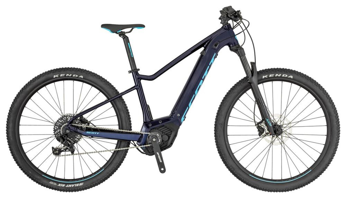 Scott CONTESSA ASPECT eRIDE 20 Details