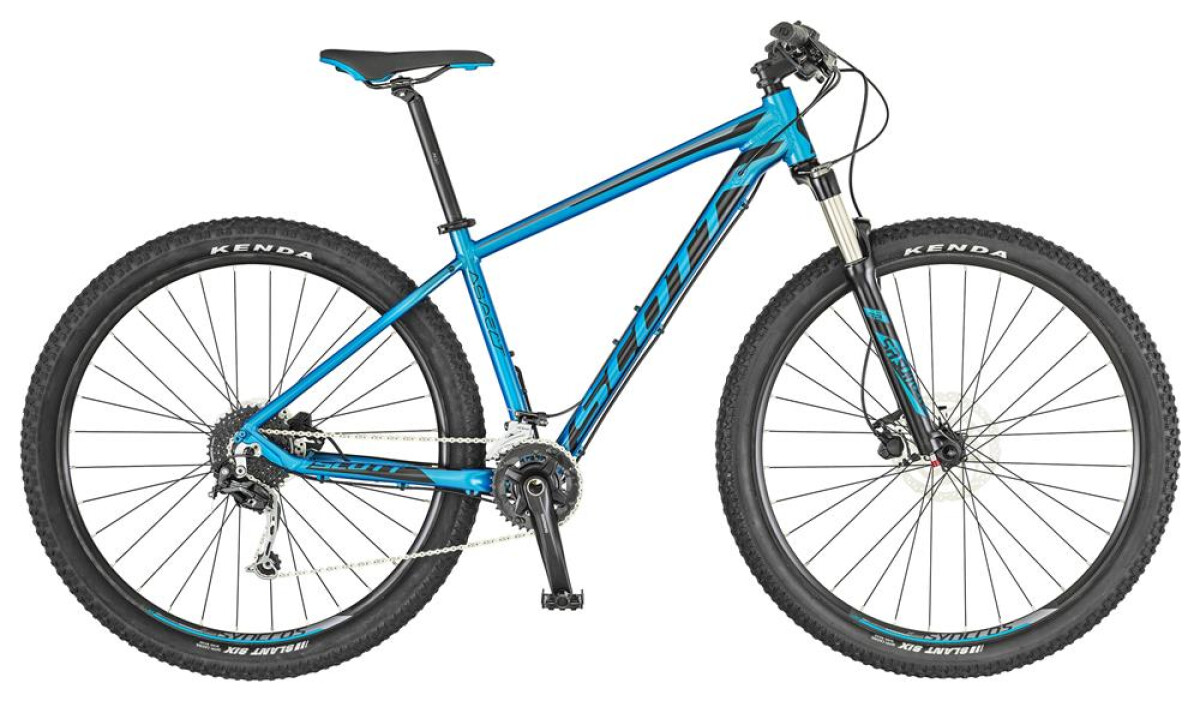 Scott ASPECT 930 blue Details