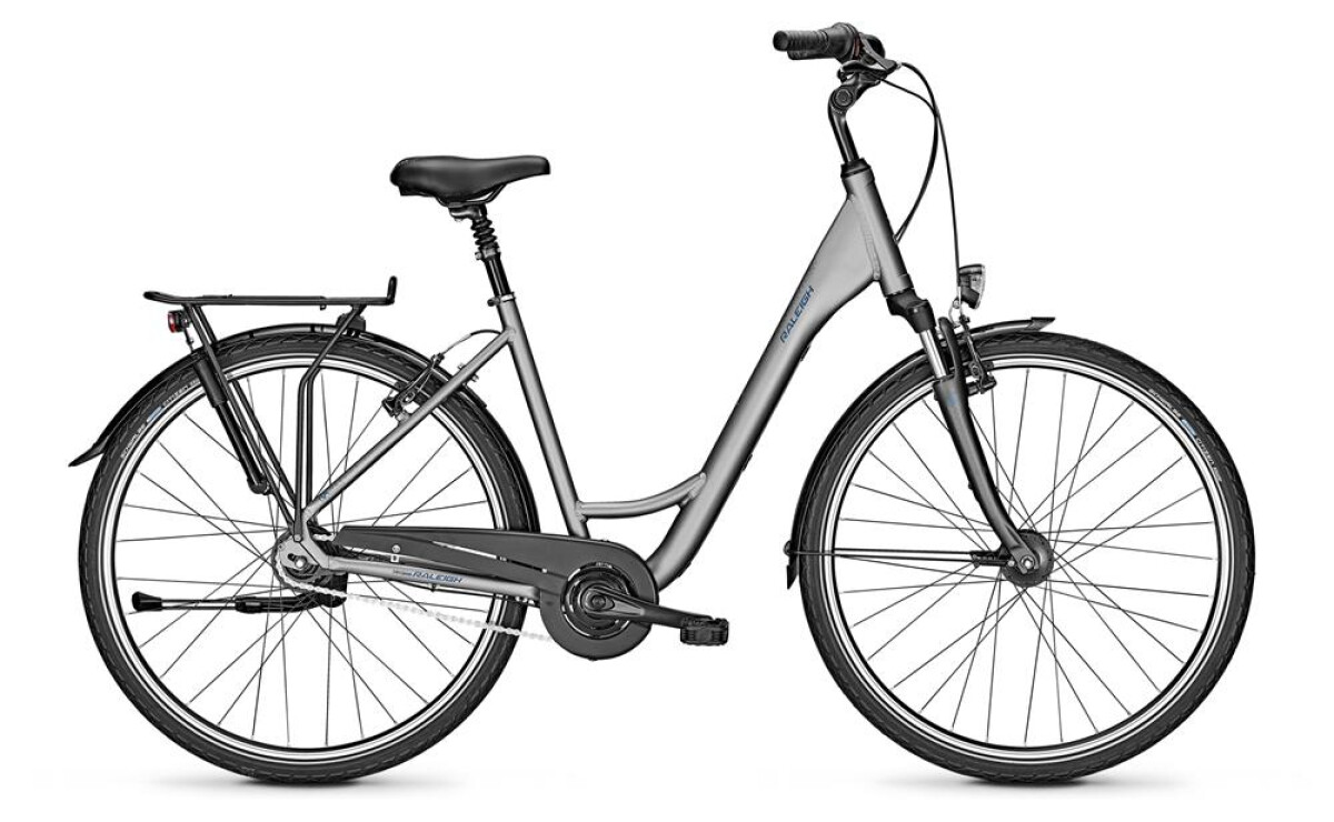 Raleigh CHESTER 8 Wave grey Details