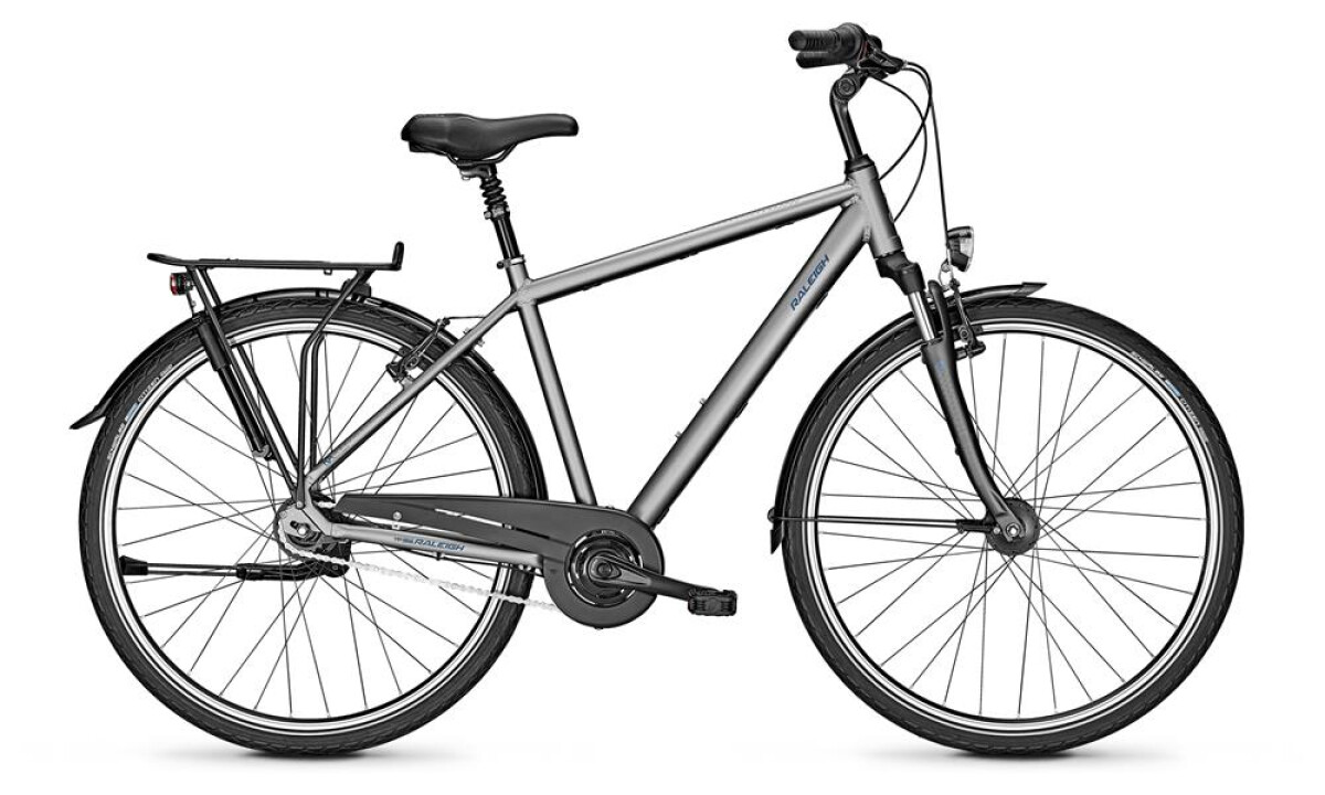 Raleigh CHESTER 8 Diamant grey Details