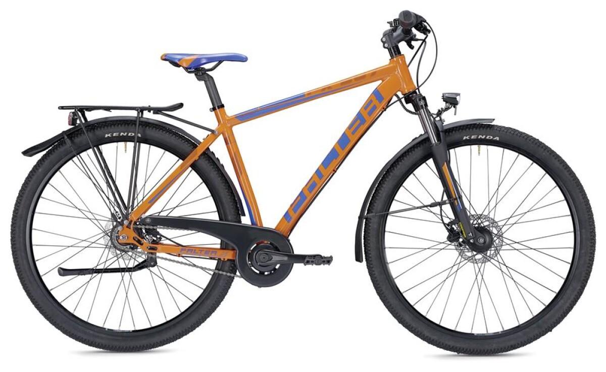 FALTER FX 907 ND Diamant orange/blau Details