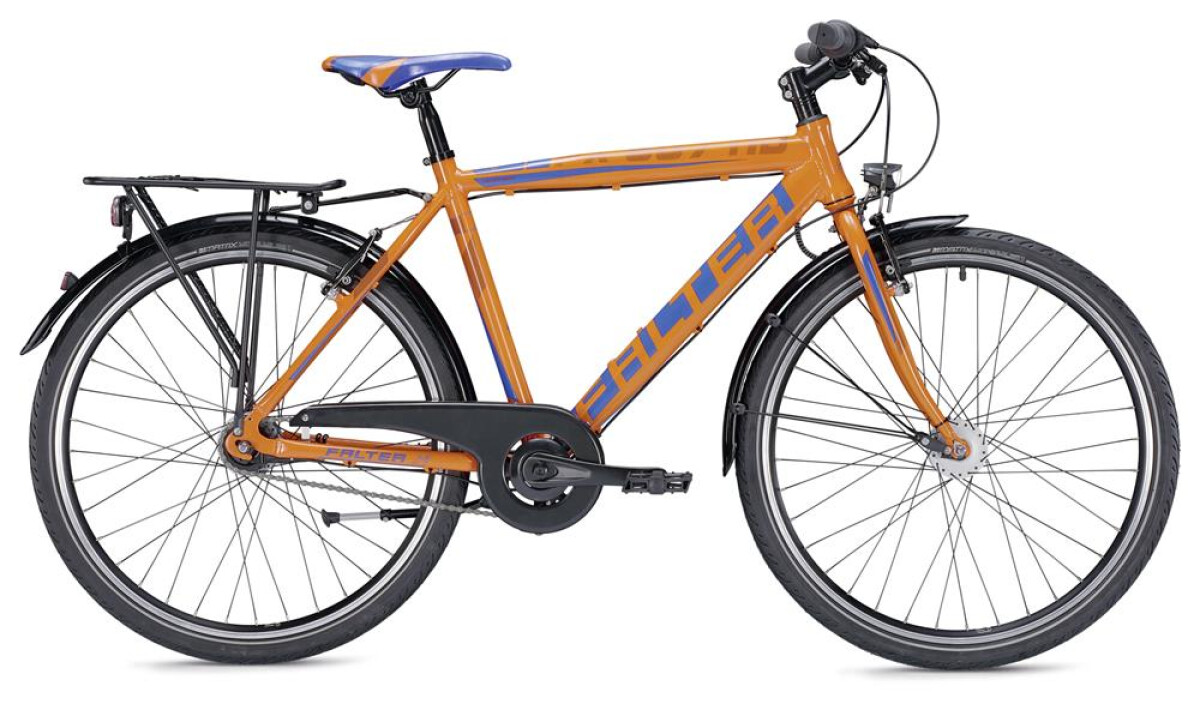 FALTER FX 607 ND Diamant orange/blau Details
