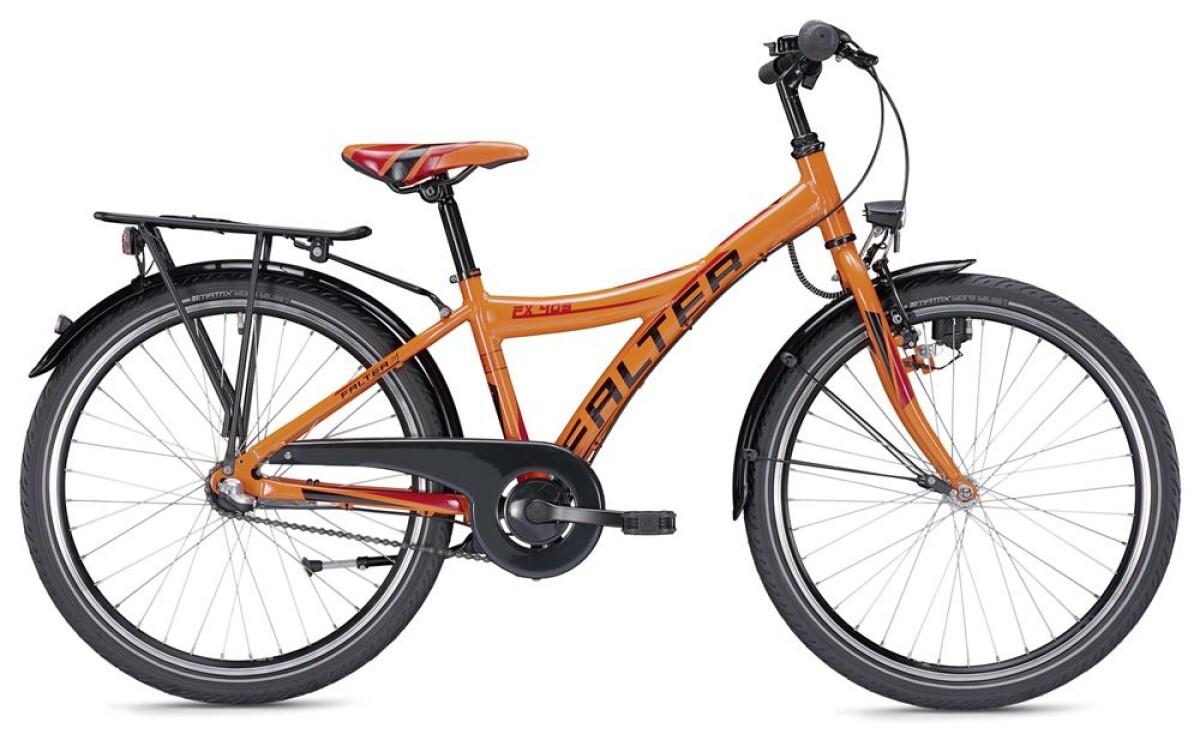 Falter FX 403 Y orange/schwarz Details
