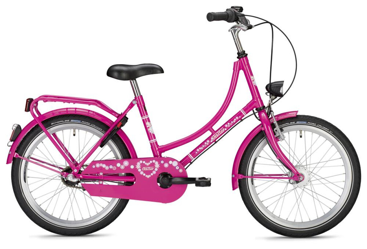 Falter Holland Kids Classic pink Details