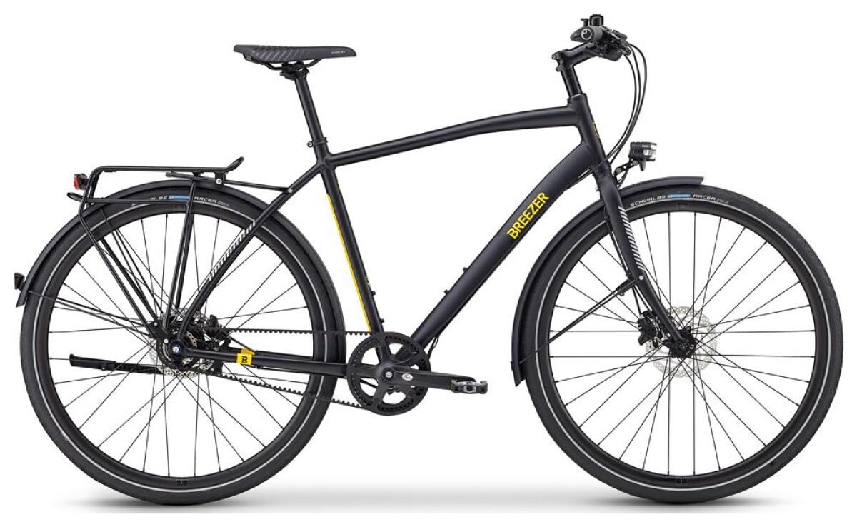 Breezer Bikes BELTWAY11+ Details
